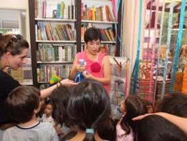 Doações na Livraria da Vila apoio Oral B