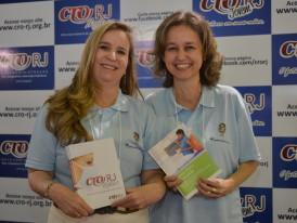 Doações de 1000 guias no Congresso Internacionald e Oodntologia do Rio de Janeiro com apoio do CIOR