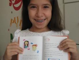 Doaçãos de livros as crianças pela P&G