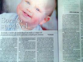 GUIA DA MAMÃE: SORRISO SAUDÁVEL