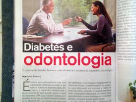 REVISTA DA COLGATE: DIABETES E ODONTOLOGIA